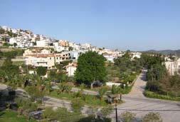Άγιος νικόλαος Αναβύσσου - οικισμός