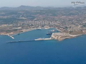 Λαύριο λιμάνι