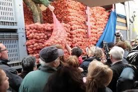 διανομή πατάτας