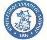 Λογότυπο κυνηγετικός Σύλλογος Λαυρίου