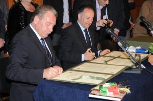Υπογραφή όρκου