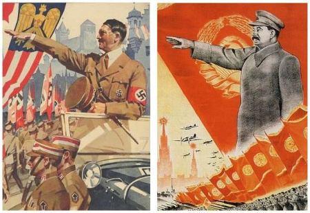 Ναζισμός και Σταλινισμός
