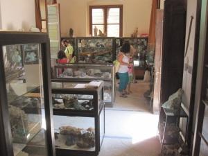 Ορυκτολογικό μουσείο Λαυρίου 0