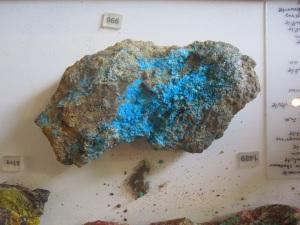 Ορυκτολογικό μουσείο Λαυρίου 8