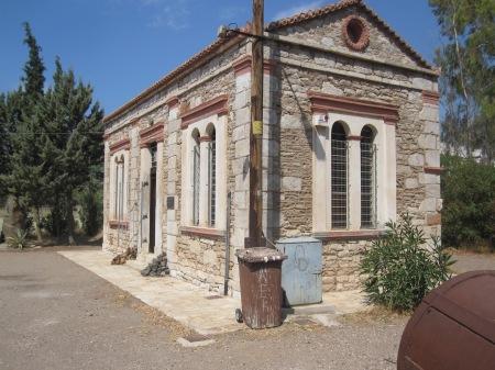 Ορυκτολογικό μουσείο Λαυρίου