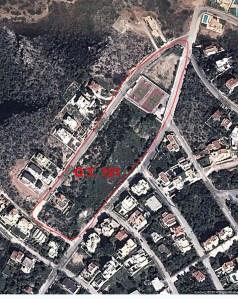 Έκταση για την ανέγερση γυμνασίου Σαρωνίδας