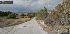 Google Street View Θυμάρι Παλαιάς Φώκαιας