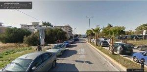 Google Street View Λεωφόρος Σαρωνίδας - Σαρωνίδα