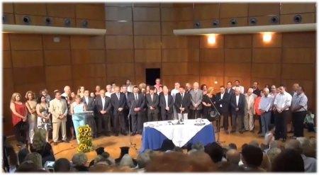 Ορκομωσία Νέου Δημοτικού Συμβουλίου Σαρωνικού