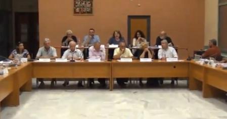 Συνεδρίαση Δημοτικού Συμβουλίου Σαρωνικού 24-9-2014 - 3